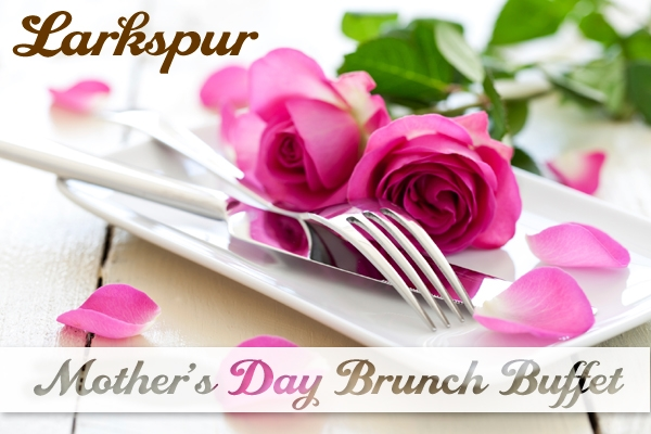 2015 Mother's Day Brunch Buffet