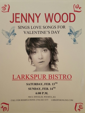 Valentine's Day at Larkspur