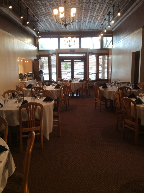 New Banquet Room at Larkspur